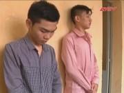 Video An ninh - Tóm gọn hai thanh niên cướp giật giữa phố Sài Gòn