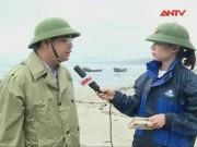 Video An ninh - Hàng trăm du khách mắc kẹt trên đảo Cô Tô do bão số 1