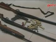 Video An ninh - Phá lò sản xuất súng, đạn cho giang hồ Quảng Ninh