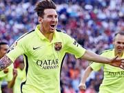 Messi tròn 28 tuổi: 28 mốc son chói lọi