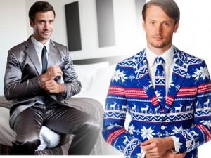 Thời trang - Chết cười với những bộ suit thách thức doanh nhân
