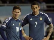 Bóng đá Ý - Tin HOT tối 24/6: Barca vẫn chưa buông tha Di Maria