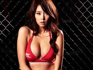 Làm đẹp - Ngây ngất với vẻ sexy của người mẫu thể thao xứ Hàn