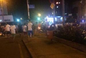 An ninh Xã hội - 30 thanh niên hỗn chiến, gây náo động trung tâm TP.HCM