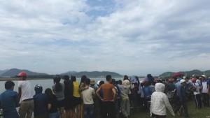 Tin tức trong ngày - Phát hiện thi thể 2 nữ sinh mất tích trên sông Lam