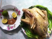 """Ẩm thực - Ngon mê gà hấp rượu của """"dân nhậu"""" miền Tây"""