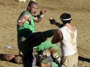 """Thể thao - Môn thể thao """"tàn bạo"""": 54 người loạn đả"""