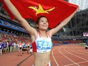 Các môn thể thao khác - Nguyễn Thị Huyền giành HCV Điền kinh châu Á GP