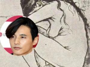 Fan ngạc nhiên với tài vẽ tranh của Won Bin