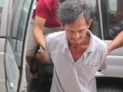 An ninh Xã hội - Nghi can giết người về quê đào hầm trốn truy bắt