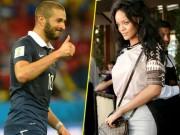 """Tin bên lề bóng đá - Nữ hoàng nhạc Pop muốn """"về một nhà"""" cùng Benzema"""