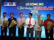 Bóng đá - Giải Fair Play 2015: Bầu Đức & HAGL có được đề cử?