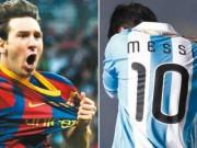 Các giải bóng đá khác - Messi: Phi thường ở Barca, tầm thường ở ĐT Argentina