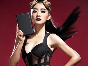 Thời trang Hi-tech - Vũ điệu sexy 'rực lửa' bên tablet