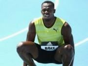 Thể thao - Usain Bolt không hứng thú dự giải ở quê nhà