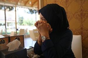 """Tin tức trong ngày - Nỗi ám ảnh sinh tử của """"bông hồng"""" chống IS ở Syria"""
