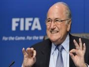 """Bóng đá - Blatter """"lật kèo"""" bỏ ý định từ chức chủ tịch FIFA"""