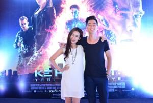 Ca nhạc - MTV - Vắng Sơn Tùng, Trang Moon hội ngộ cùng SlimV