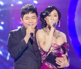 Ca nhạc - MTV - Quang Lê tình tứ ôm eo Thanh Duy