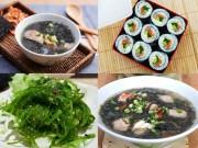Ẩm thực - Món ngon bổ dưỡng giải nhiệt từ rong biển