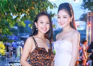 Ngôi sao điện ảnh - Vân Hugo tươi trẻ dù hơn Hoa hậu Ngọc Anh 9 tuổi