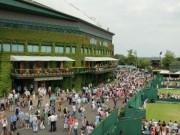 "Thể thao - Tin HOT 27/6: Vé Wimbledon cao ""cắt cổ"""
