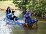 Du lịch Việt Nam - Đi bắt và thưởng thức đặc sản ba khía Bạc Liêu