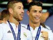 """Bóng đá Tây Ban Nha - Ronaldo """"hy sinh"""" kì nghỉ vì tương lai của Ramos"""