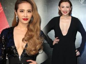 """Váy - Đầm - Dàn mỹ nữ xứ Đài diện váy cổ V tại """"đại tiệc âm nhạc"""""""