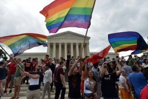Tin tức trong ngày - Nước Mỹ chia rẽ vì hôn nhân đồng tính