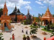 Du lịch - Tìm hiểu văn hóa Khơ me ở Bạc Liêu