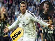 Bóng đá Tây Ban Nha - Thương vụ MU - Ramos: Kẻ phá bĩnh Man City
