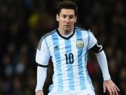 Tin bên lề bóng đá - CĐV Chile ủng hộ đội nhà chơi xấu với Messi