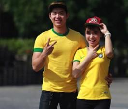 Đối thủ e ngại thể lực của Trương Nam Thành, Hải Băng
