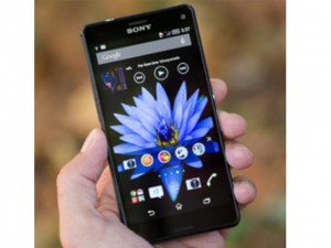 Dế giá rẻ - Lộ smartphone Sony màn hình 4,6 inch, camera trước 13MP