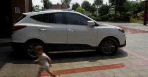 Thế giới - TQ: Bị bỏ quên trong ô tô, cậu bé 4 tuổi tử vong