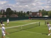 Tennis - Tennis 24/7: Federer phô diễn kỹ thuật tuyệt đỉnh
