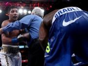 Võ thuật - Quyền Anh - Boxing: Ngã ngửa với quyết định lạ của trọng tài