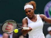 Tennis - Serena - Gasparyan: Điều không thể khác (V1 Wimbledon)