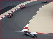 Thể thao - Độc bá F1, Mercedes vẫn đề phòng Ferrari