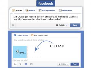 """Thủ thuật - Tiện ích - """"Bí kíp"""" viết status, chia sẻ link, hình ảnh trên Facebook"""
