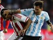 Bóng đá - Argentina tái đấu Paraguay: Bài học xương máu