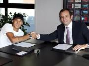 """Bóng đá - Báo chí TBN công bố hợp đồng """"mờ ám"""" Neymar với Barca"""