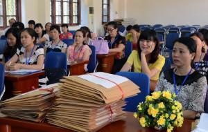 Giáo dục - du học - Quảng Ninh: 18 phòng trống thí sinh thi Vật lý, Lịch sử