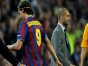 Tin bên lề bóng đá - Tiết lộ: Ibra rất muốn cho Pep ăn đấm khi ở Barca