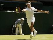"Tennis - Federer - Dzumhur: Uy quyền của ""Vua""  (V1 Wimbledon)"