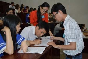 Giáo dục - du học - 95% thí sinh cả nước làm thủ tục dự thi tốt nghiệp THPT