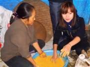 Bạn trẻ - Cuộc sống - Nữ thạc sỹ mê xử lý ô nhiễm môi trường