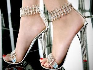 Thời trang - Chiêm ngưỡng 10 đôi giày đắt nhất hành tinh