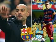 Bóng đá - Chuyển nhượng HOT: Man City mời Messi lương 800.000 bảng/tuần